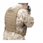 BACK PANEL WARRIOR ASSAULT ELITE OPS COYOTE TAN 03