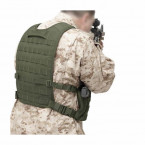 BACK PANEL WARRIOR ASSAULT ELITE OPS VERDE OD 03