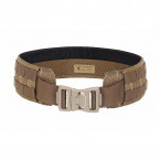 CEÑIDOR MOLLE EMERSON TACTICO LOAD BEARING BELT COYOTE BROWN S 01