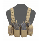 CHALECO CHEST RIG WARRIOR ASSAULT PATHFINDER COYOTE TAN 01