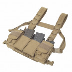 CHALECO CHEST RIG WARRIOR ASSAULT PATHFINDER COYOTE TAN 02
