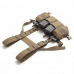 CHALECO CHEST RIG WARRIOR ASSAULT PATHFINDER COYOTE TAN 03