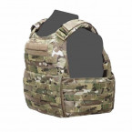 CHALECO DCS PORTA PLACAS WARRIOR ASSAULT MULTICAM L 03