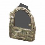 CHALECO DCS PORTA PLACAS WARRIOR ASSAULT MULTICAM L 04