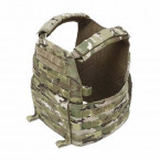 CHALECO DCS PORTA PLACAS WARRIOR ASSAULT MULTICAM L 05