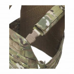CHALECO DCS PORTA PLACAS WARRIOR ASSAULT MULTICAM L 06