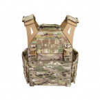 CHALECO LPC PORTA PLACAS WARRIOR ASSAULT LOW PROFILE CARRIER V1 MULTICAM L 01