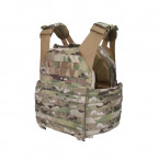 CHALECO LPC PORTA PLACAS WARRIOR ASSAULT LOW PROFILE CARRIER V1 MULTICAM L 03