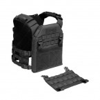 CHALECO RPC PORTA PLACAS WARRIOR ASSAULT RECON PLATE CARRIER NEGRO L 04