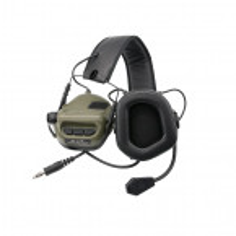 COMUNICACIONES AURICULAR EARMOR M32 MOD1 HEARING PROTECTION VERDE 04