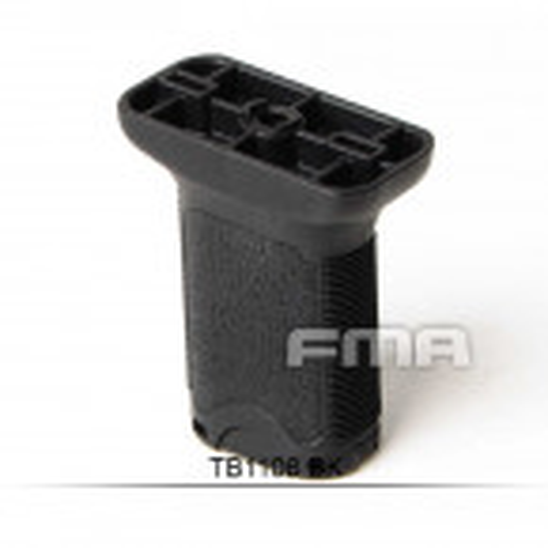 EXTERNO GRIP M-LOK FMA M-L SYS CON COMPARTIMENTO TB1108-BK NEGRO 02