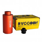 EXTERNO SILENCIADOR TRAZADOR RACCOON RT2001 COMPACT ORANGE 01