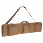 FUNDA TRANSPORTE RIFLE INVADER GEAR PADDED RIFLE CARRIER 110CM COYOTE 03