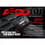INTERNO GATILLO ELECTRONICO AIRSOFT SYSTEMS ASCU2 VER.2 LITE 04