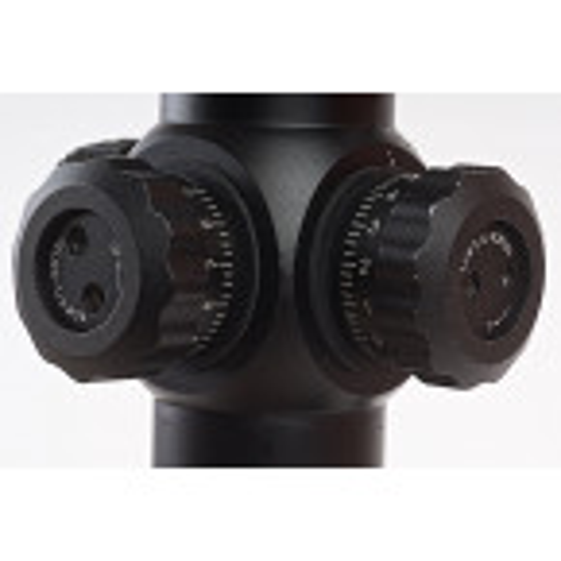 MIRA VISOR 1-4X24SE AIM TACTICAL SCOPE RED-GREEN RETICLE NEGRO 04