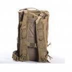 MOCHILA TACTICA MOLLE COMBAT ZONE COMPACT ASSAULT 25L TAN 02
