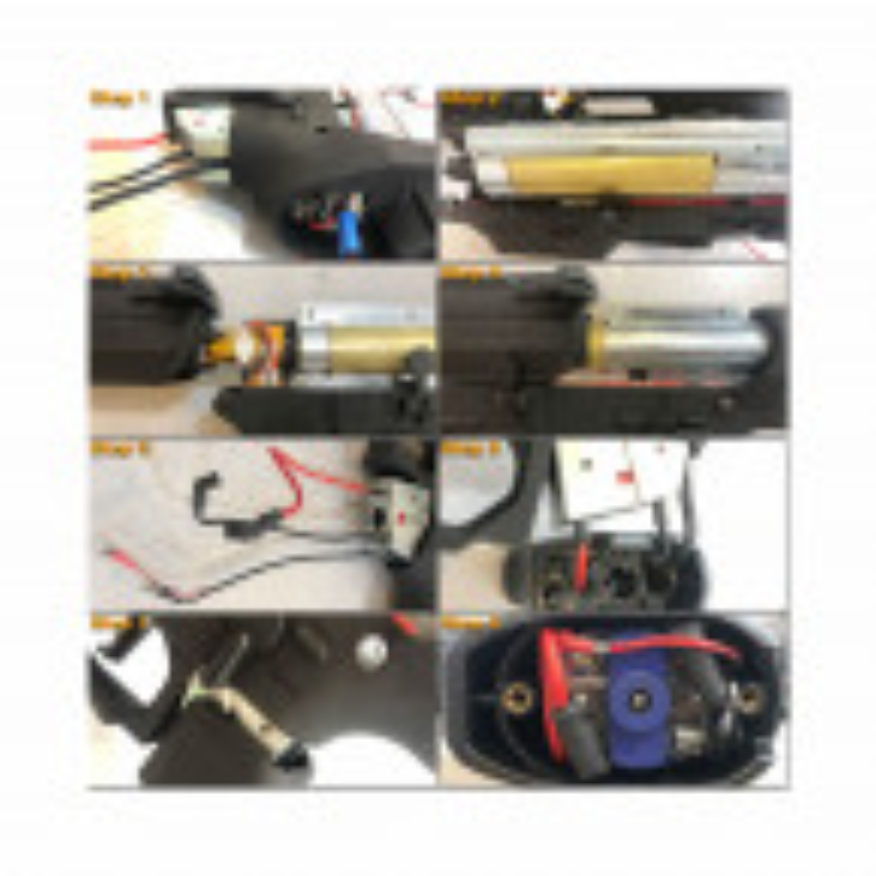 MODULO LED MAXX MODEL INSGLE UV LED BOARD W-CLEAR COVER FOR ME-MI MODELS 02