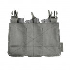 POUCH PORTACARGADOR TRIPLE M4-AK WARRIOR ASSAULT OPEN TOP DFP MK1 RANGER GREEN 02