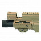 REPLICA AEG M4 ARES AMOEBA CCR AM-005-DE TAN 04