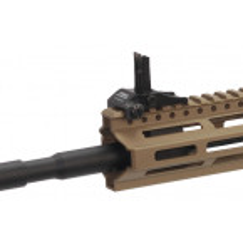REPLICA AEG M4 G&G CM16 RAIDER L 2.0E NEGRA-TAN 05