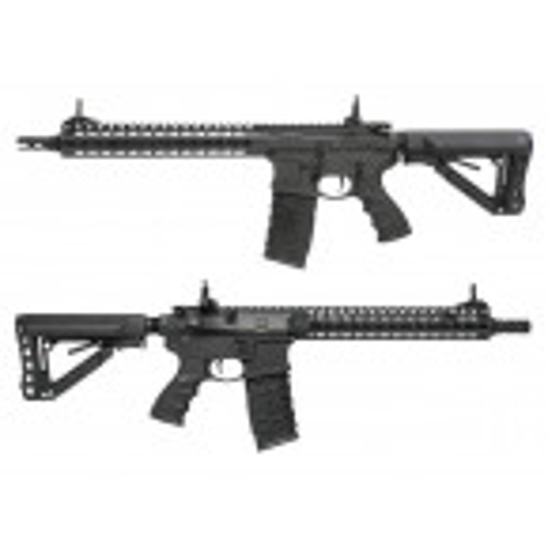 REPLICA AEG M4 G&G CM16 SRXL NEGRA 02