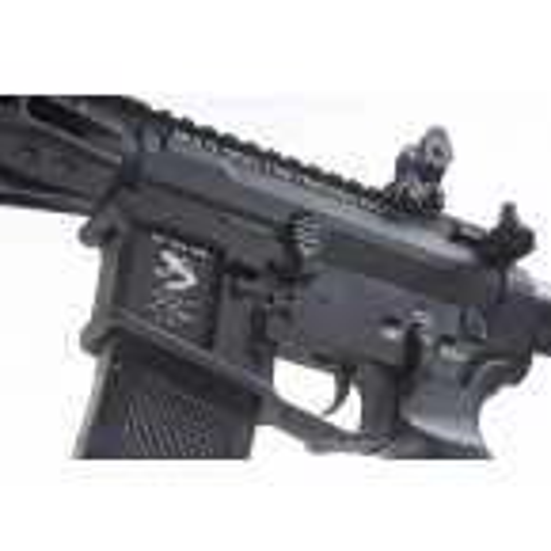 REPLICA AEG M4 G&P THOR RAPID ELECTRIC GUN NEGRA 03