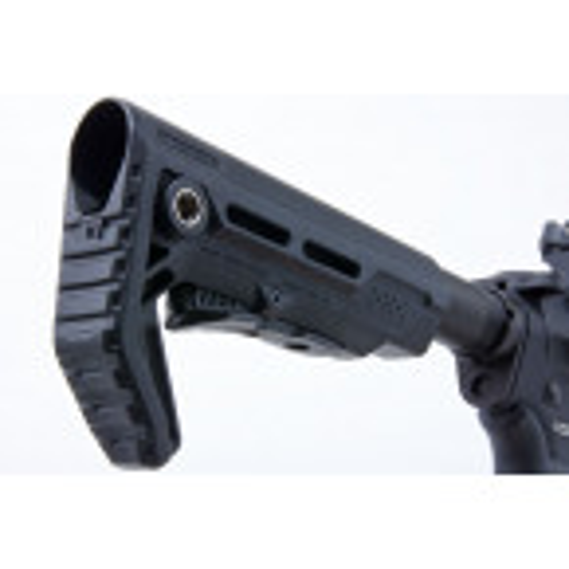 REPLICA AEG M4 G&P TRANSFORMER COMPACT QD FRONT ASSEMBLY RANIER BRAKE NEGRA 05