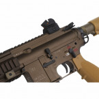 REPLICA AEG M4 UMAREX H&K 416 V2 D10RS TAN 05