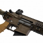 REPLICA AEG M4 UMAREX H&K 416 V2 D10RS TAN 06