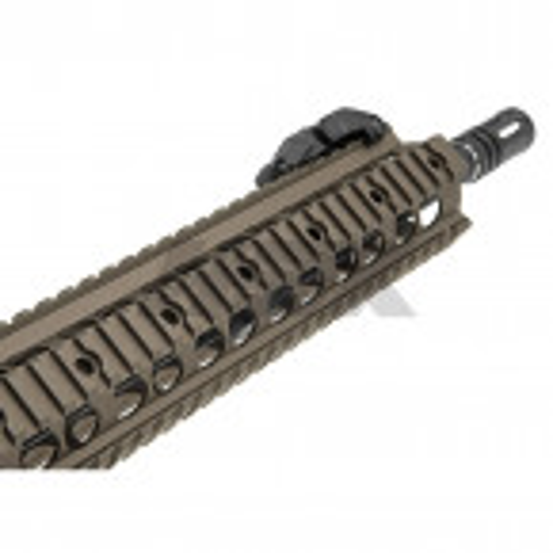 REPLICA AEG M4 VFC VR16 FIGHTER CARBINE NEGRA-TAN 05