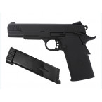 REPLICA CO2 PISTOLA 1911 KJ WORKS KP-11 NEGRA 02